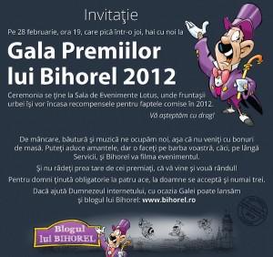 Invitatie Bihorel