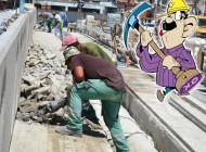 Pod cu cădere: Viceprimarul Florin Birta a cerut refacerea unor lucrări la Podul Sfântul Ladislau (FOTO)