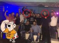 Roata vieţii: Din rivali de moarte, Romi Neguş şi Aurel Gavriş au devenit prieteni buni şi îşi fac dedicaţii prin cluburi (FOTO)