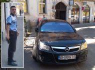 Miliţist cu nervi: Polițist inflamat după ce a fost prins că a parcat neregulamentar (FOTO/VIDEO)