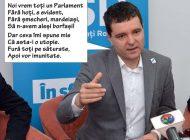 USR cere distrugerea întregii clase politice românești!