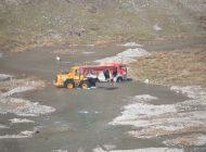 Drum furat: Modernizarea drumului de la Coada Lacului, în atenţia procurorilor (FOTO)