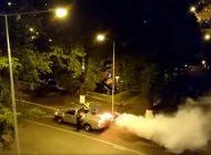 Din ţânţar, armăsar: Mașina care face dezinsecția în Oradea, subiect de conspiraţii printre locuitori (FOTO/VIDEO)