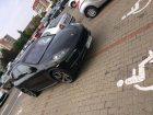 Handicapat 4 x 4: Și-a parcat Porsche-ul blocând 4 locuri de parcare pentru persoanele cu handicap (FOTO)
