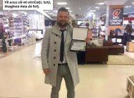 Suspect cu pretenţii: Prins că a delapidat la Mobexpert, fostul fotbalist Marius Siminic îi reclamă pe cei care l-au pârât la… ziar