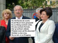 Steluţa solitară: PSD-ista Stela Babău se încurcă în cuvinte