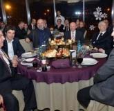 """GRUPUL SANITAR. La Gală au fost prezenţi şi câţiva medici reputaţi din oraşul de pe Criş, pe care Mircea Chirilă i-a definit ca fiind """"grupul sanitar"""""""