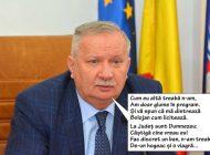 Glumeţul Mang: Șeful PSD Bihor se ține de glume proaste