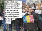 Gura păcătosului... Împotriva cui a protestat, la Bruxelles, procurorul orădean Cristian Ardelean?