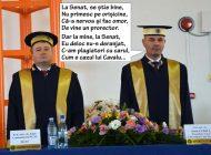 Luptă la Sorbonica: Senatul se bate cu Rectoratul