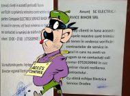 Ţeapă după ţeapă. Atenție, impostorul Florin Marcel Manciu se folosește în escrocheriile sale și de numele Electrica! (FOTO)