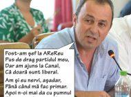 Supărarea când îmi vine... Liberalul Alin Peti a bătut un adolescent şi pe părinţii lui, în propria lor curte
