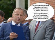 """""""Analfabetul funcțional"""" Virgil Blage mai distruge un colegiu în Oradea"""